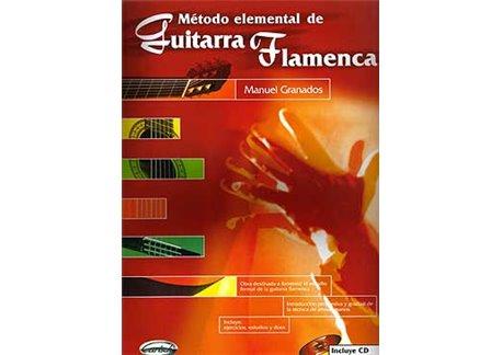 Método elemental de la Guitarra Flamenca