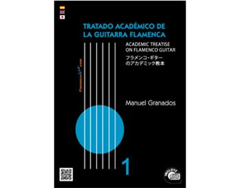 The Academic Treatise on Flamenco Guitar Vol 1 + CD