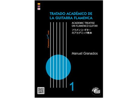 The Academic Treatise on Flamenco Guitar Vol 1 + CD