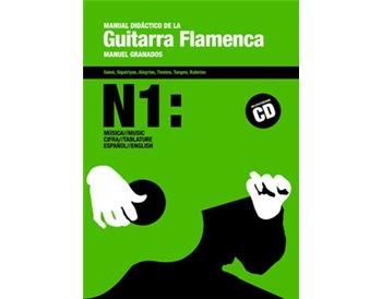 Manual Didáctico de la Guitarra Flamenca Vol. 1