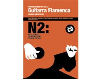 Manual Didáctico de la Guitarra Flamenca Vol. 2