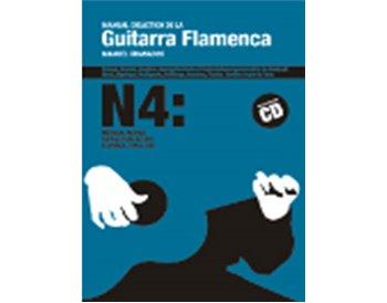 Manual Didáctico de la Guitarra Flamenca Vol. 4