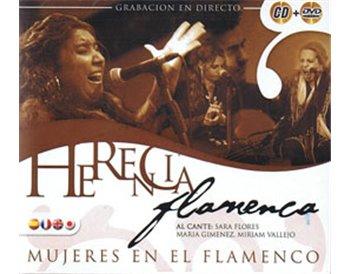 Mujeres en el flamenco. Cante: Sara Flores, Maria Gimenez