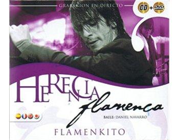 Flamenkito. Daniel Navarro. CD + DVD
