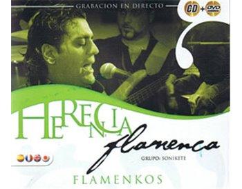 Flamenkos. grupo Sonikete
