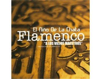 """Flamenco """"A los viejos maestros"""""""