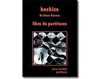 Libro de Partituras del CD Hechizo
