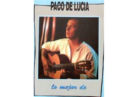 Lo mejor de Paco de Lucía. tablature