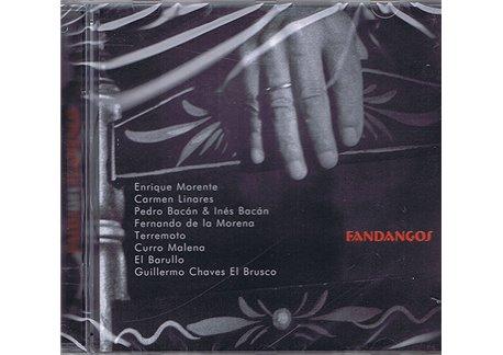 Palos del flamenco. Fandangos