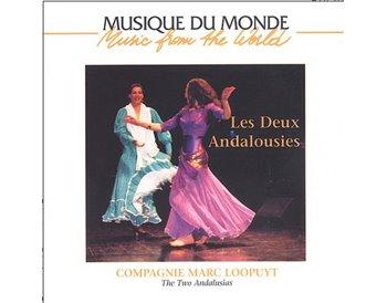 Musique du monde. Les Deux Andalousies