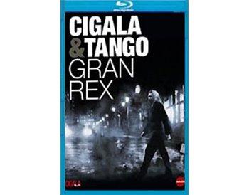 Cigala & Tango. Gran Rex. Blu Ray