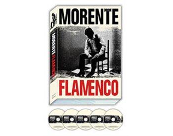 Flamenco (Enrique Morente) (Pack 5 CDs)