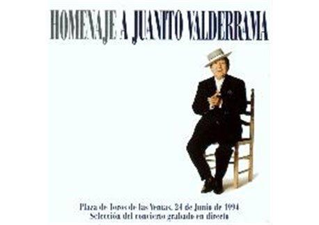 Homenaje a Juanito Valderrama