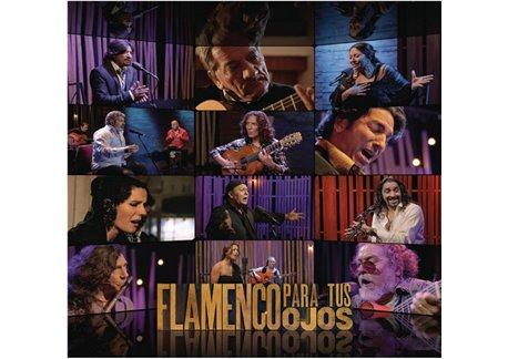Flamenco Para Tus Ojos - DVD + 2 CD