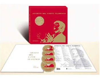Archivo del Cante Flamenco - 4cd box - Vergara