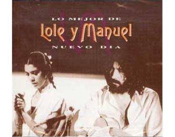 Lo mejor de Lole y Manuel. NUEVO DÍA. 2CD