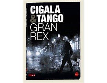 Cigala & Tango. Gran Rex. DVD Pal