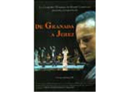 De Granada a Jerez - DVD - PAL