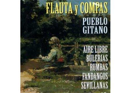 Flauta y compás nº 1. Pueblo Gitano