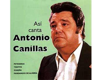 Así Canta Antonio Canillas