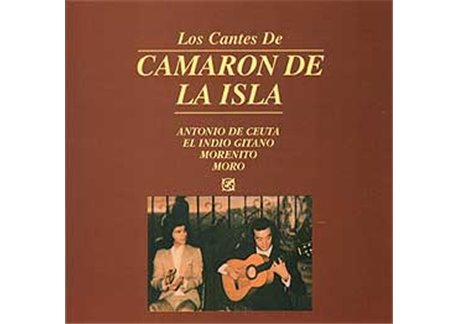 Los cantes de Camaron de la Isla