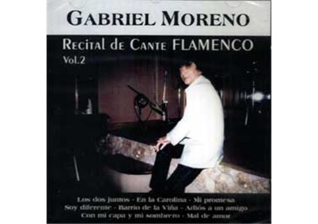 Recital de Cante Flamenco. Vol. 2