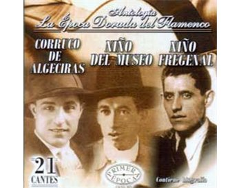 La Época dorada del Flamenco. vol. 45