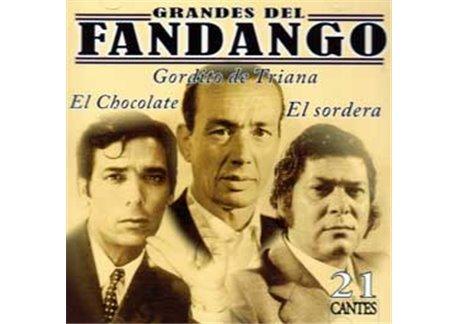 Grandes del Fandango. 21 cantes