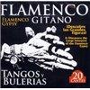 Flamenco Gitano. Flamenco Gypsy. TANGOS Y BULERIAS V. 3.
