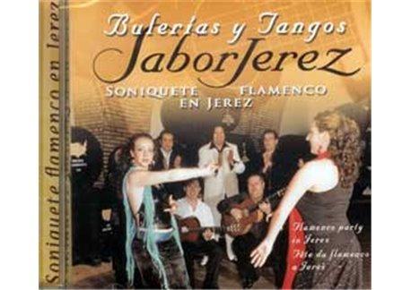 Sabor Jerez. CD. Soniquete Flamenco en Jerez