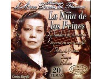 Antología - La Epoca Dorada del Flamenco Vol 23