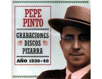 Grabaciones Discos Pizarra. Año 1930-40