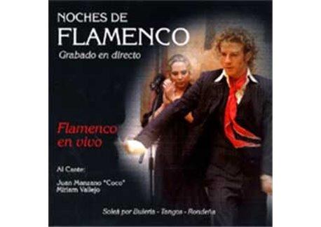 Noches de Flamenco. Vol. 6. Flamenco en vivo CD