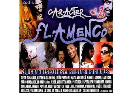 Carácter Flamenco vol. 2 - 2CD