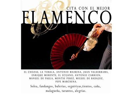 Cita con el mejor flamenco