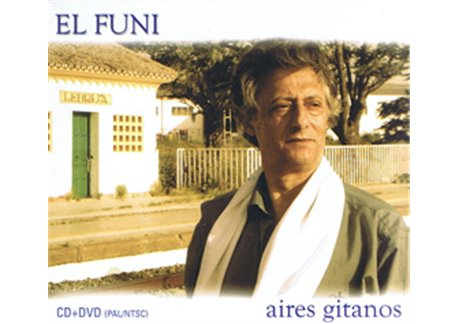 Aires gitanos (CD + DVD) pal / ntsc