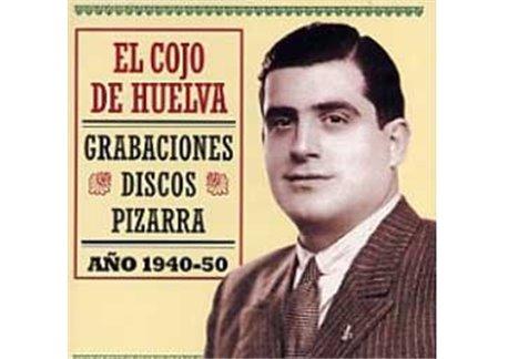 Testimonios de la Historia del flamenco. Pizarra. Año 1940-5