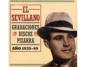 Testimonios de la Historia del flamenco pizarra. Año 1935-49