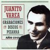 Testimonios de la Historia del Flamenco Pizarra. Año 1940