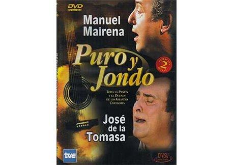 Puro y Jondo. DVD.