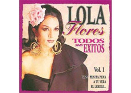 LOLA Flores. Todos sus éxitos. 3cd