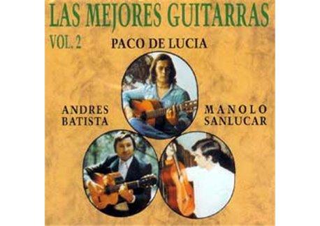 Las mejores guitarras vol.2