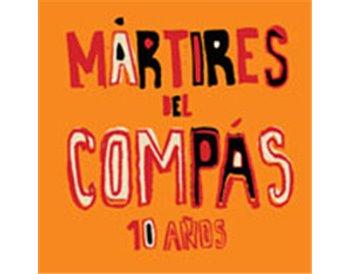 10 años de Mártires. CD