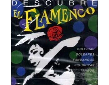Descubre el Flamenco. Bulerias, Soleares...
