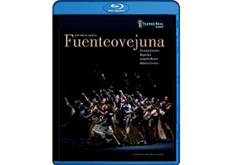 Fuenteovejuna. Suite flamenca. Blu-Ray
