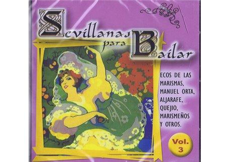 Sevillanas para Bailar v.3