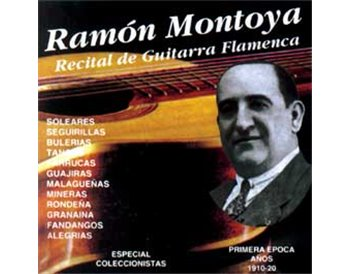 Recital de guitarra flamenca