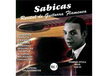 Recital de guitarra flamenca. Vol. 1