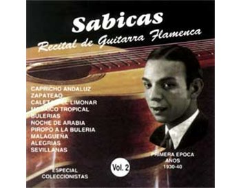 Recital de guitarra flamenca. Vol. 2