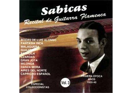 Recital de guitarra flamenca. Vol. 3